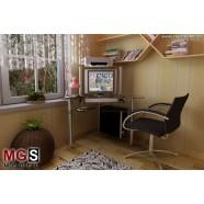 Стол компьютерный ск-3 (МГС)