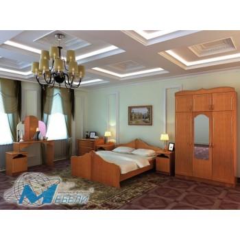 Спальный гарнитур Александра (ММ)