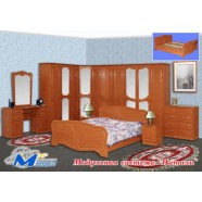 Спальный гарнитур Натали (модульная система) (ММ)