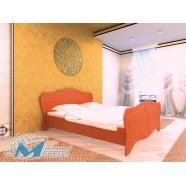 Кровать МДФ с матрацем (ММ)