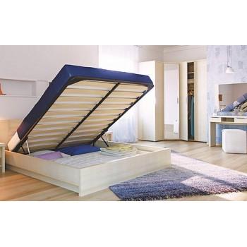 Кровать с подъемным механизмом (МП)