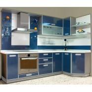 Кухня пластик-21